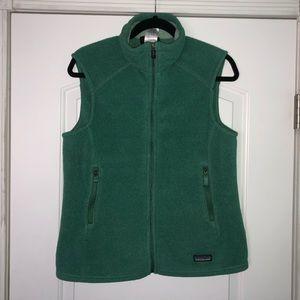 Patagonia Synchilla fleece vest W's L large
